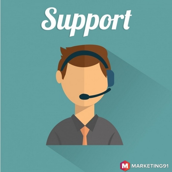 Provide support to the minority