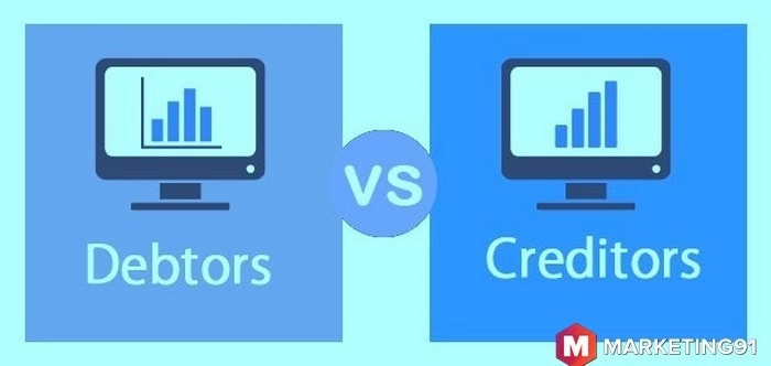 The Difference between Debtor and Creditor