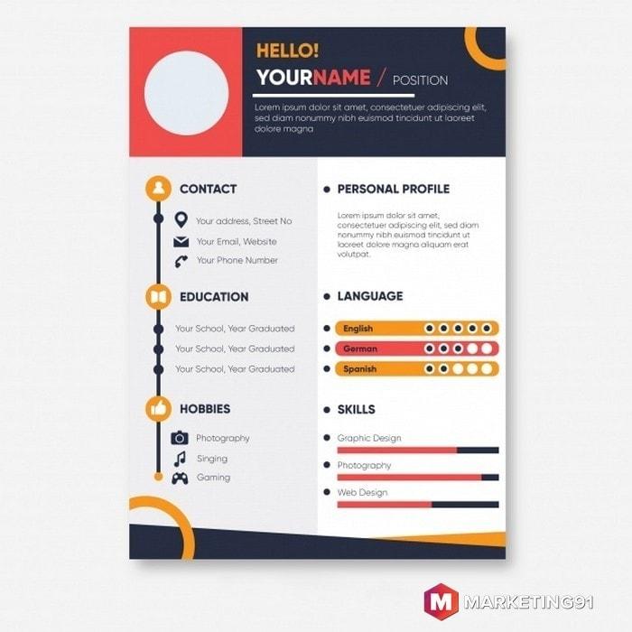 Print hard copies of your resume