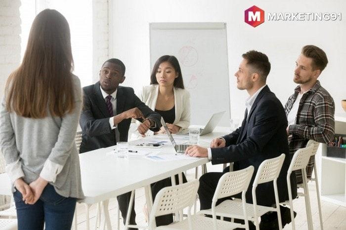 Management creates discipline