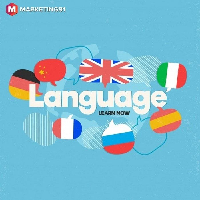 #7. suitable language
