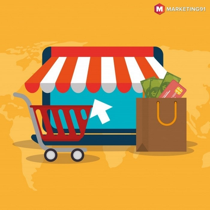 Business Model of ECommerce - 1