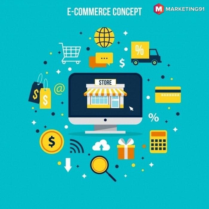 Business Model of E-Commerce - 2