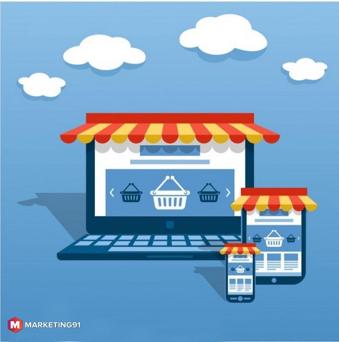 Business Model of E-Commerce