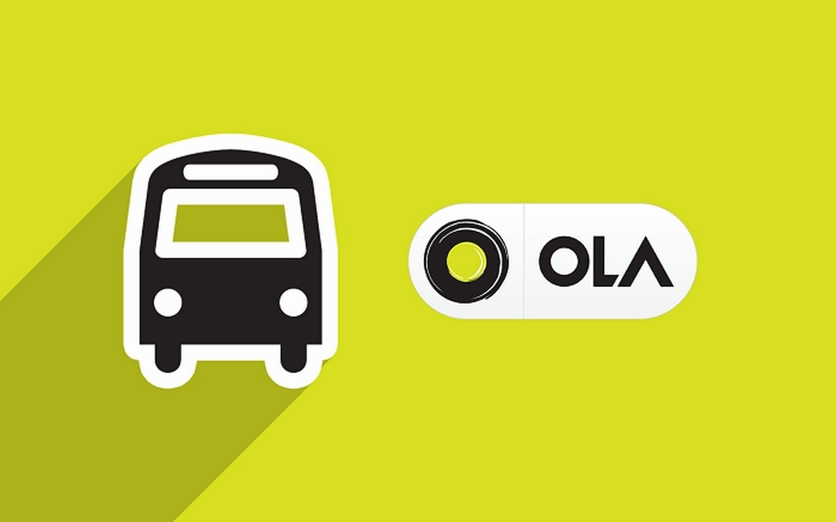 Business Model of Ola