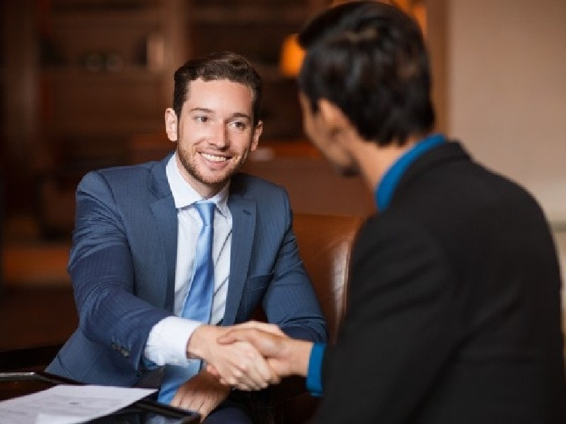 Conducting a structured interview