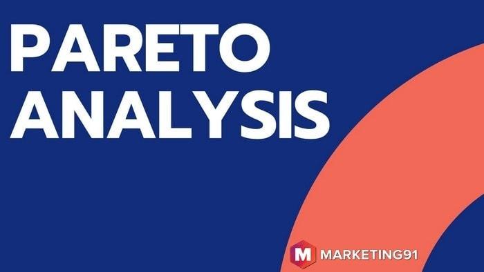 Pareto analysis - 1