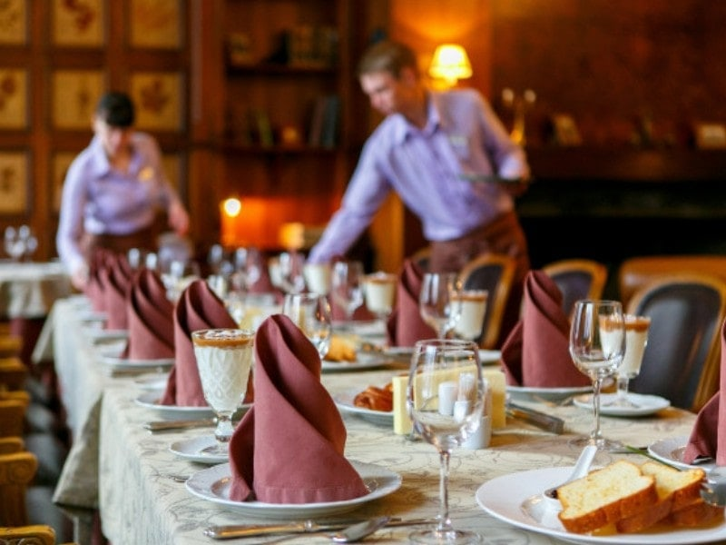 Restaurants and Catering business