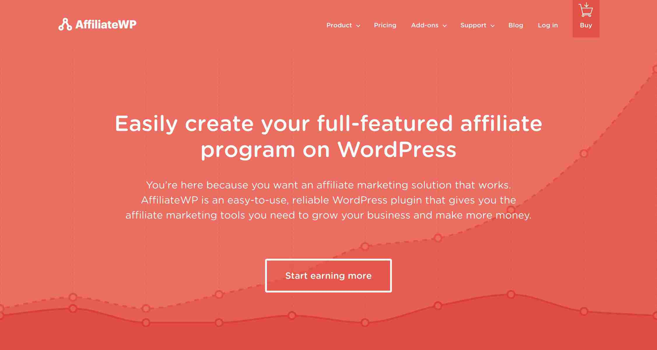 AffiliateWP is another good WordPress Affiliate Plugins