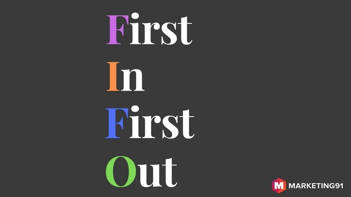 What is First In First Out