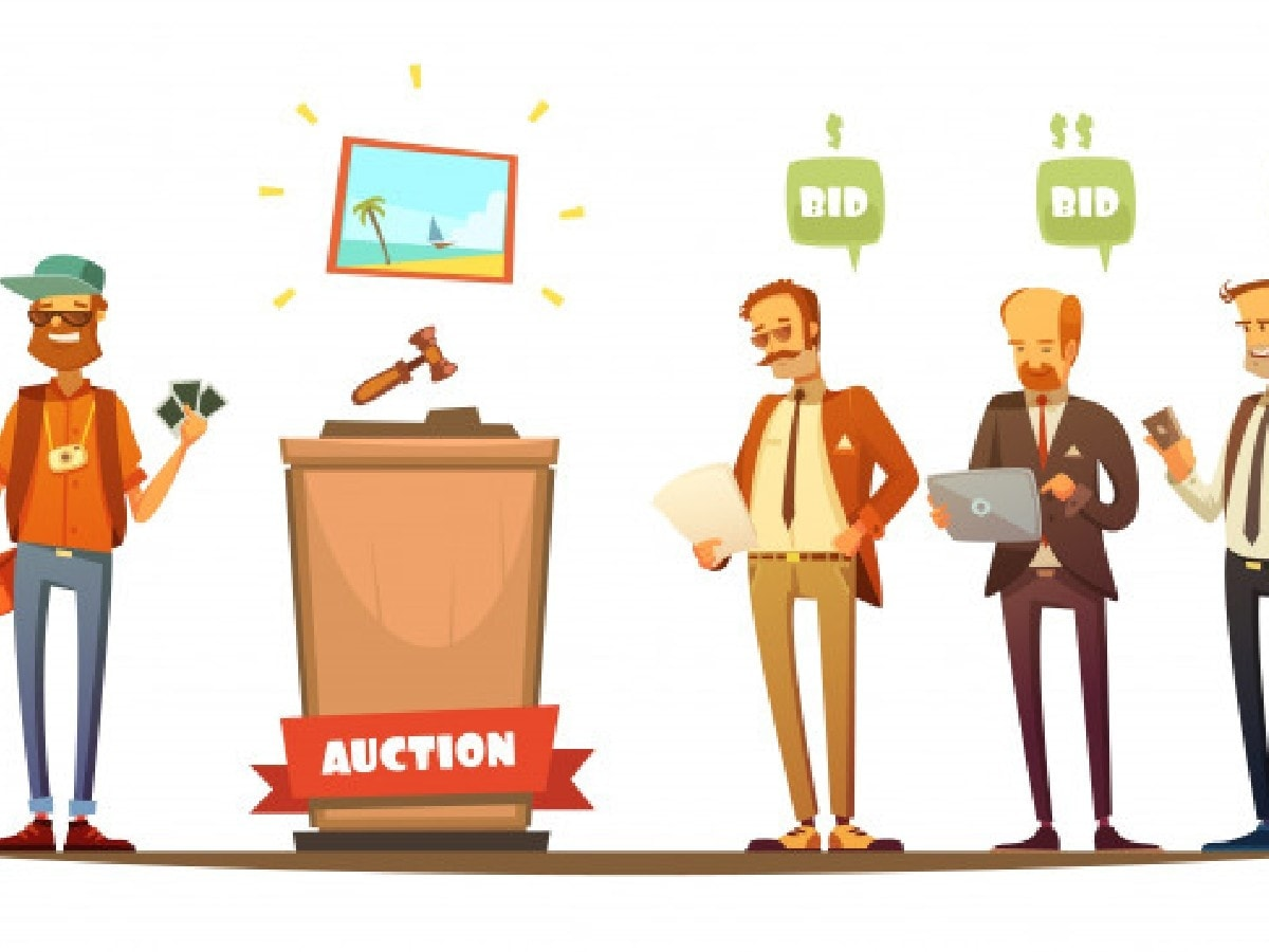 What is Reverse Auction