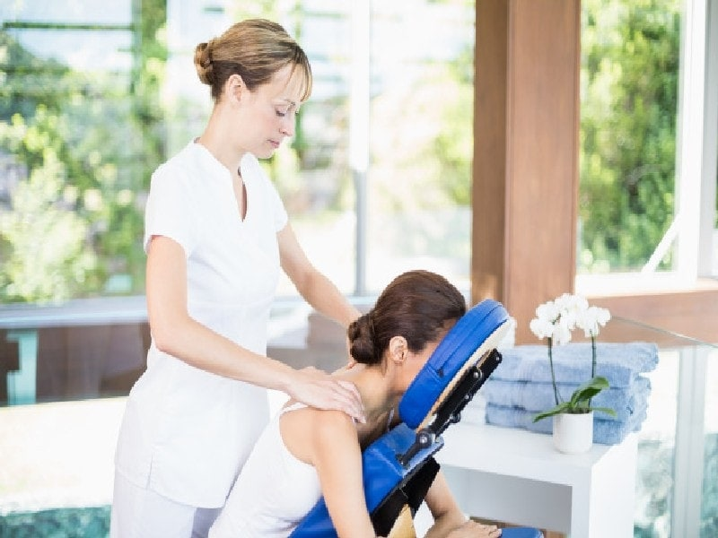 17 Massage therapist