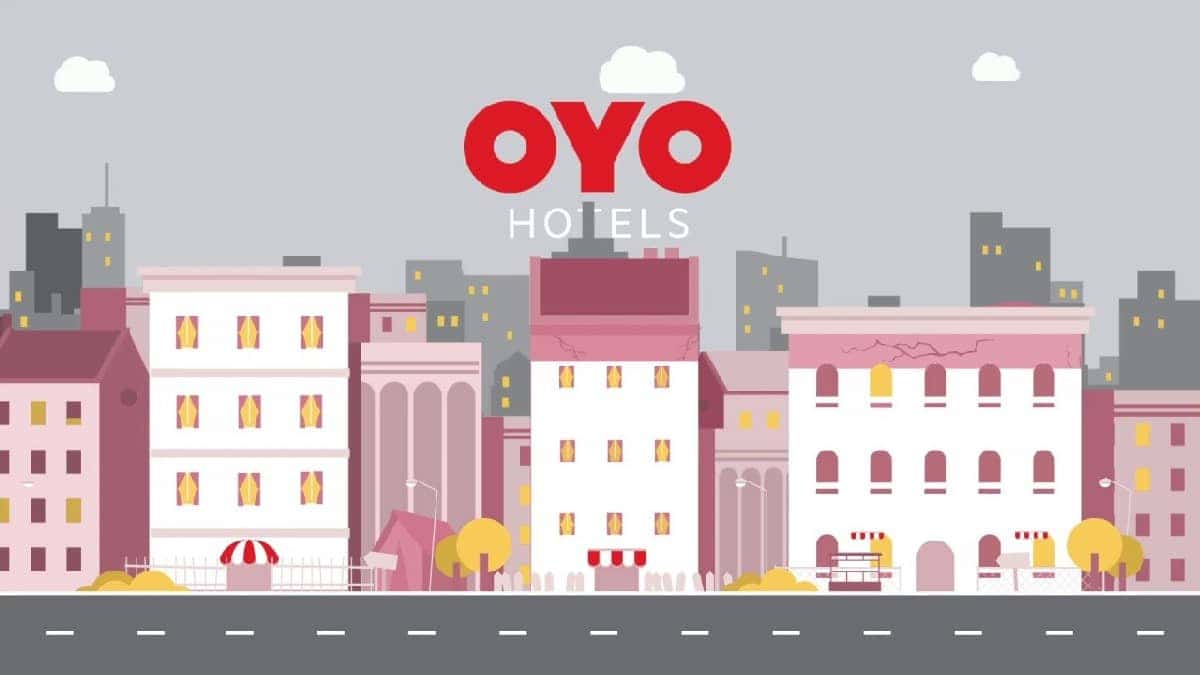 Business Model of OYO Rooms - 1