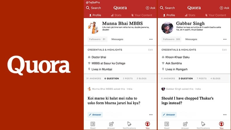 Business Model of Quora - 5