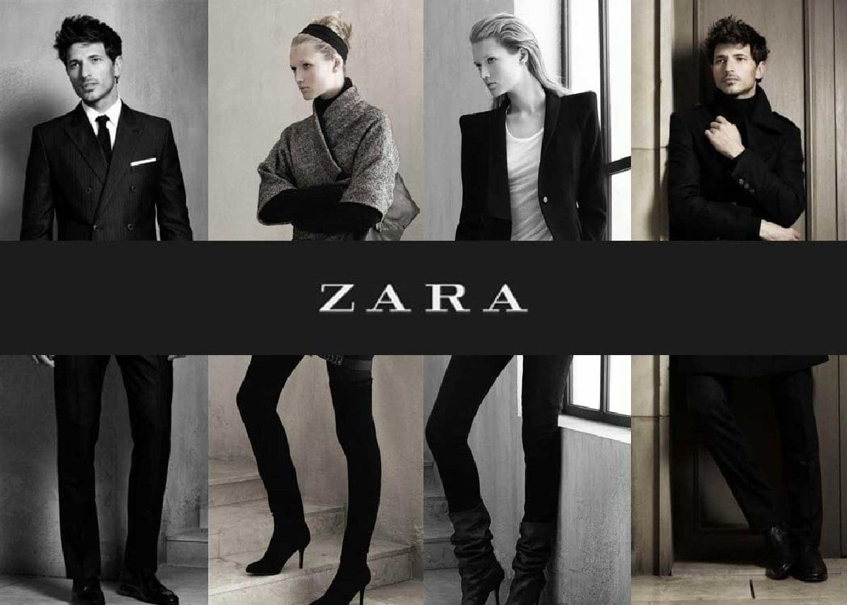 Business Model of Zara - 1