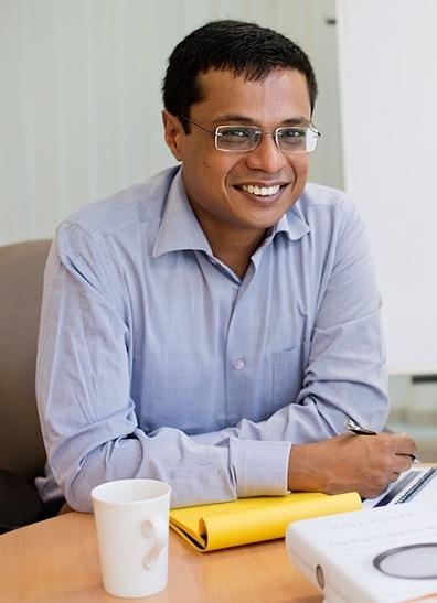 Flipkart Founder Sachin Bansal