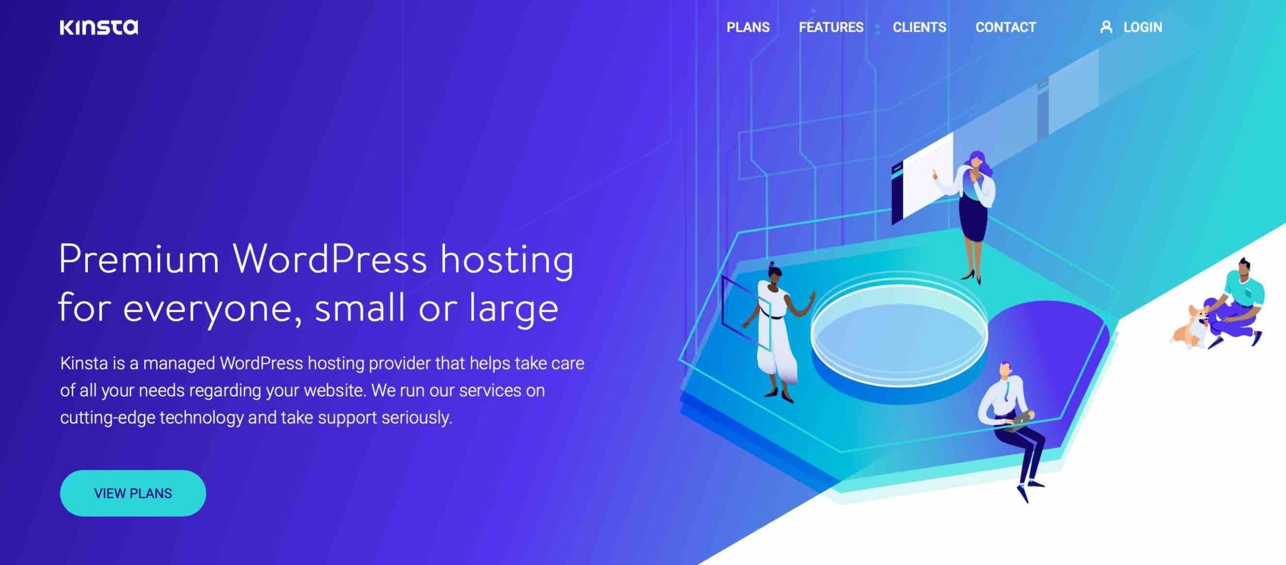Cloudways alternative Kinsta is a Premium WordPress hosting for everyone