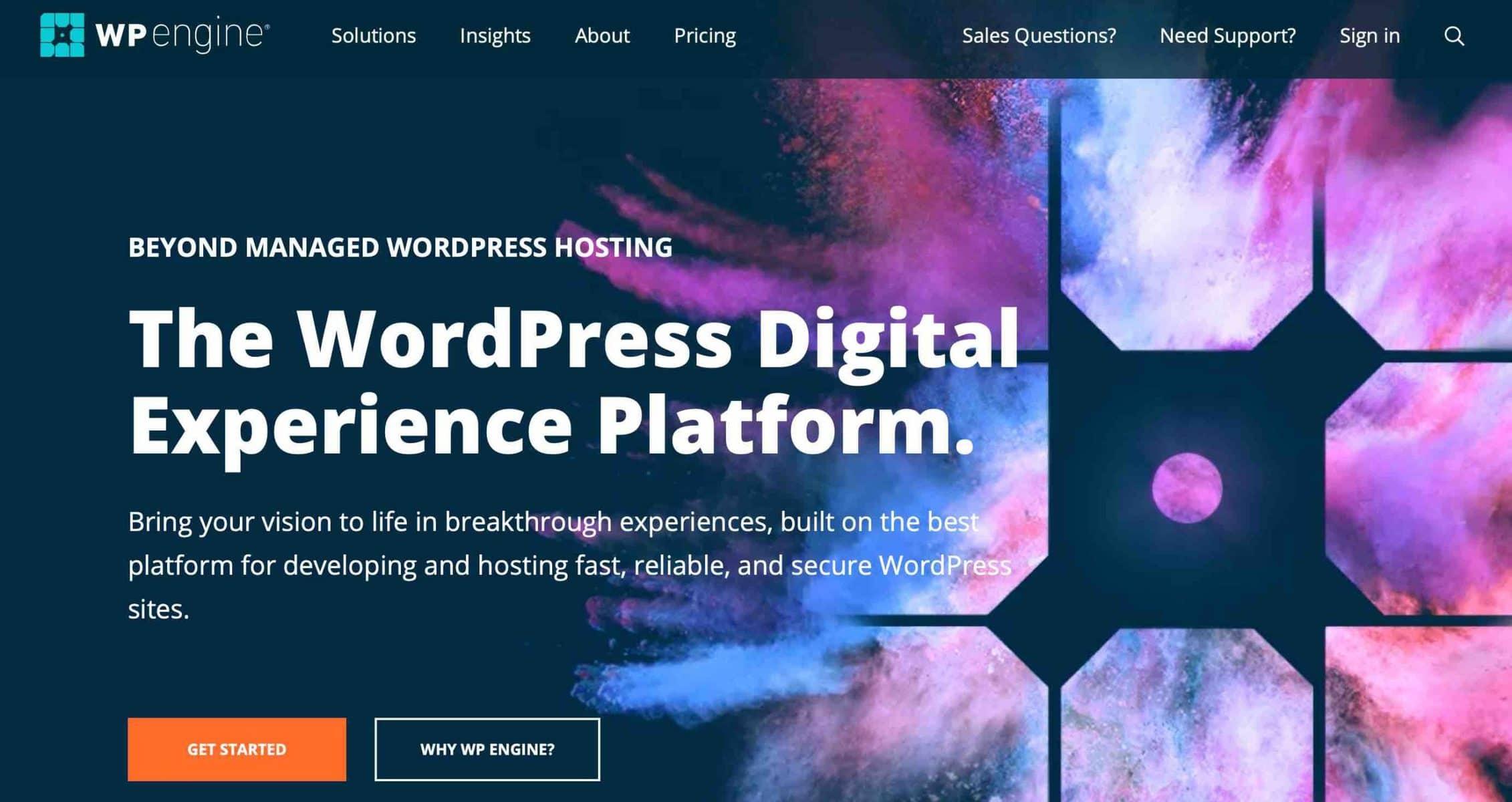 The WordPress Digital Experience Platform