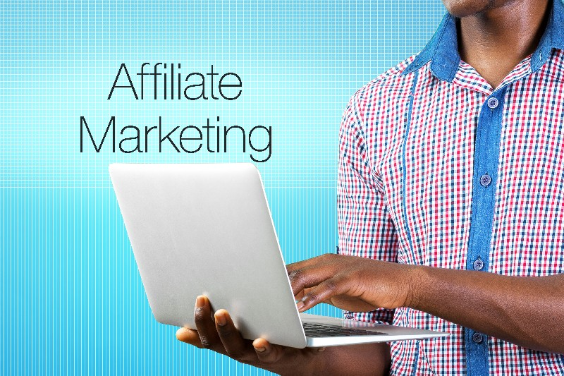 Be an Affiliate Marketer