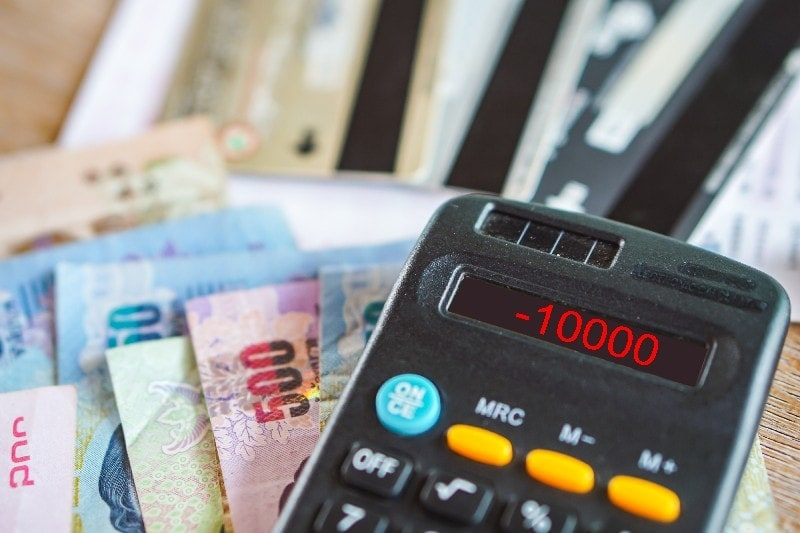 Having a Budget stops you from overspending
