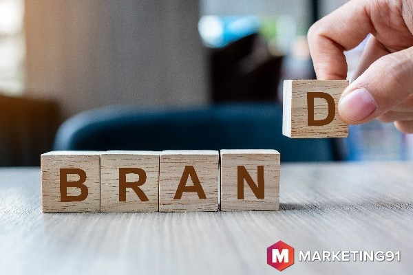 Build the brand image of your organization