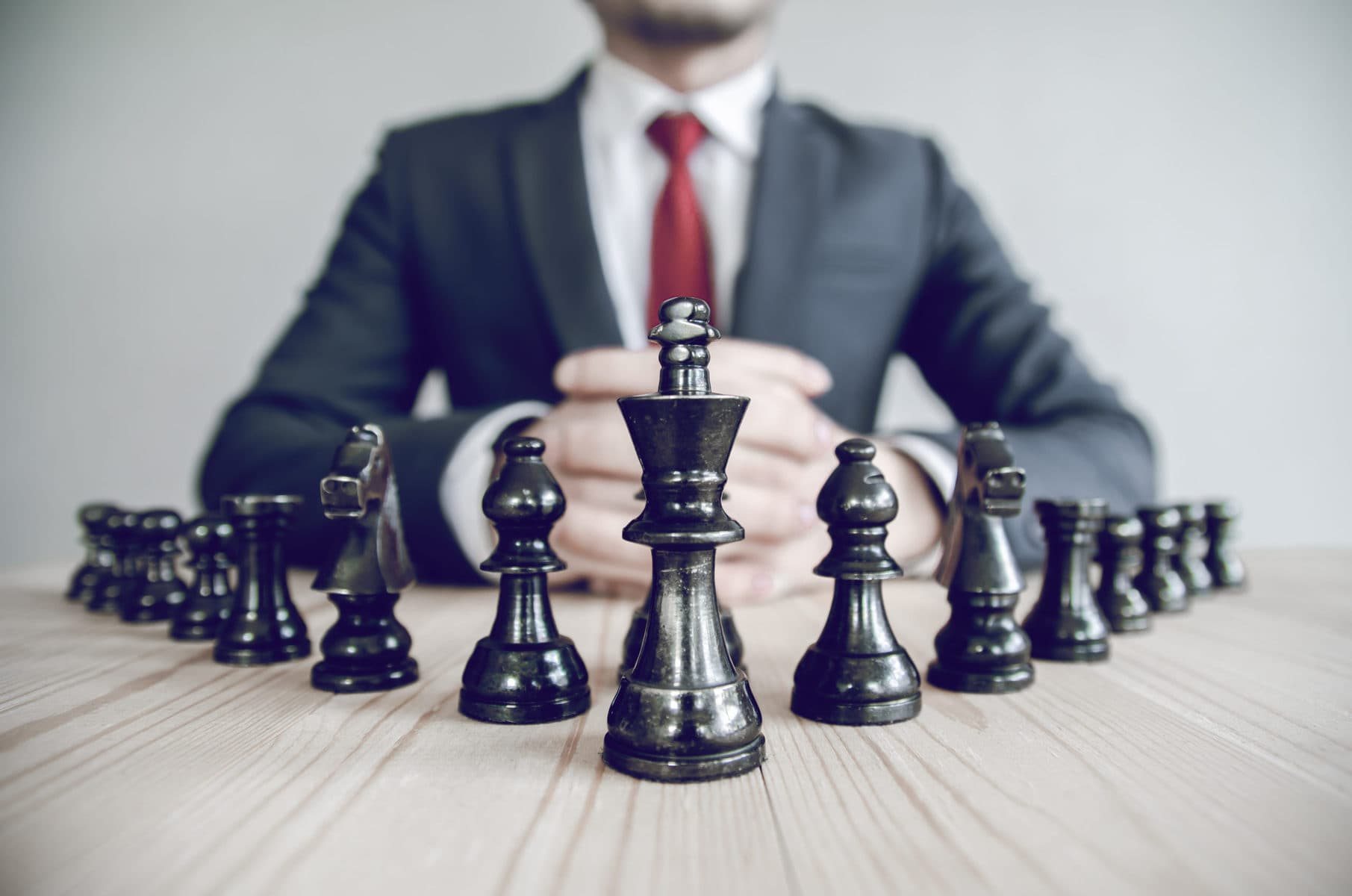 Characteristics of Leaders