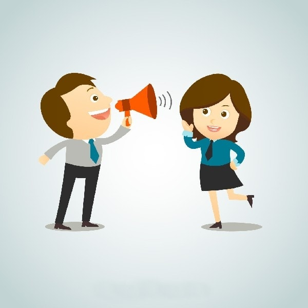 Communication acts as a bridge