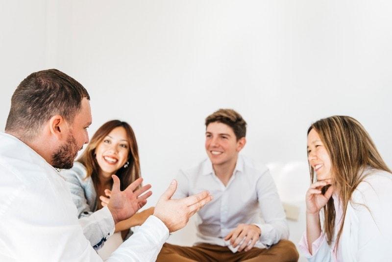 Communication is vital for relationships