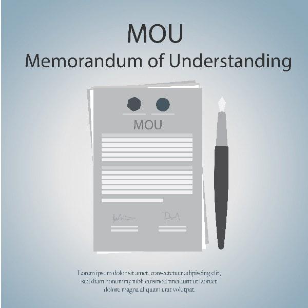 How a Memorandum of Understanding (MoU) works