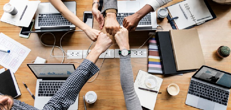 Networking in the workplace