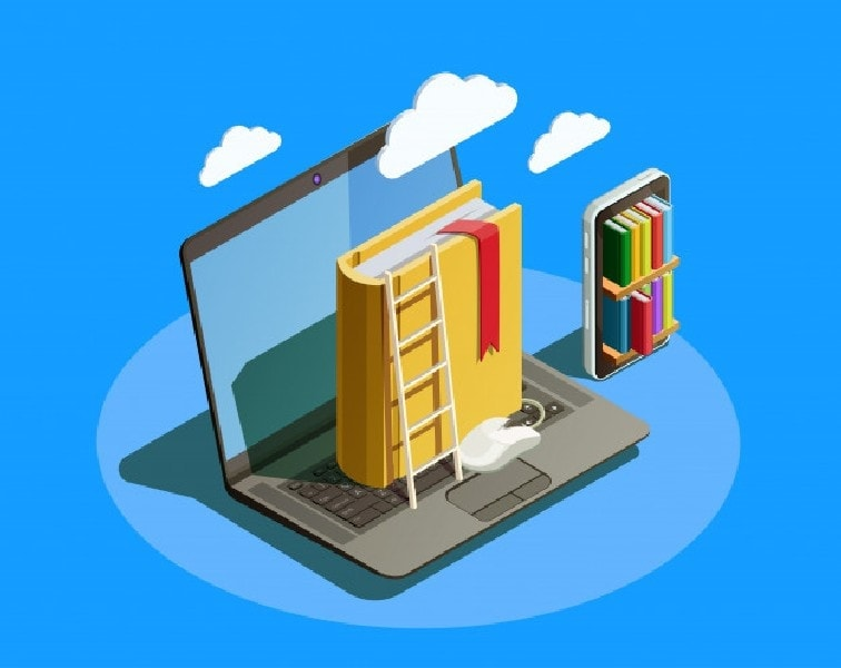 Online training or e-learning