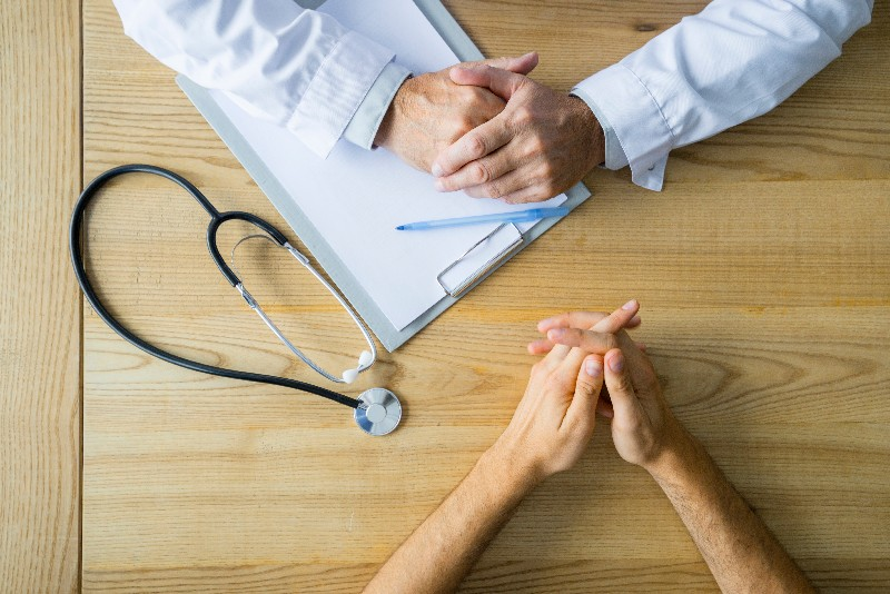 Research helps in diagnosing health problems