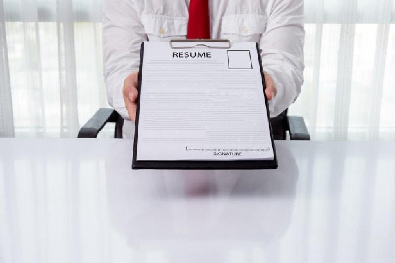 Resume Layout Style