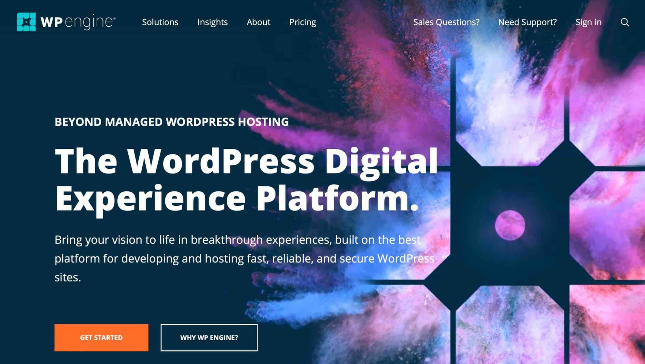The WordPress Digital Experience Platform