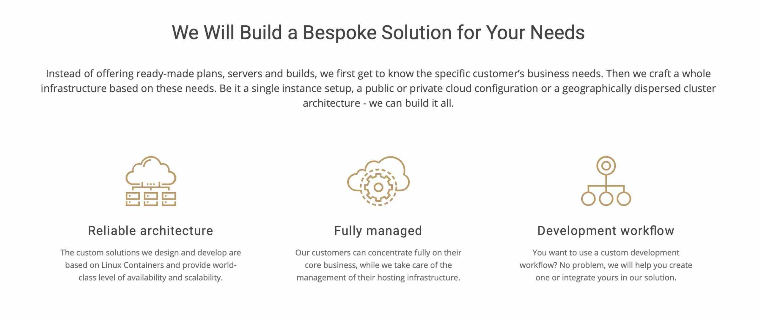SiteGround enterprise hosting
