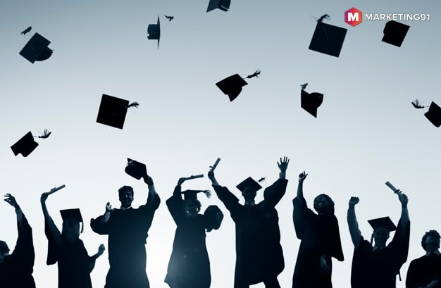 Newly graduates
