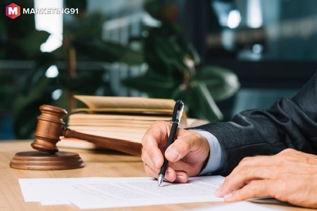 Legalities of a non-compete agreement