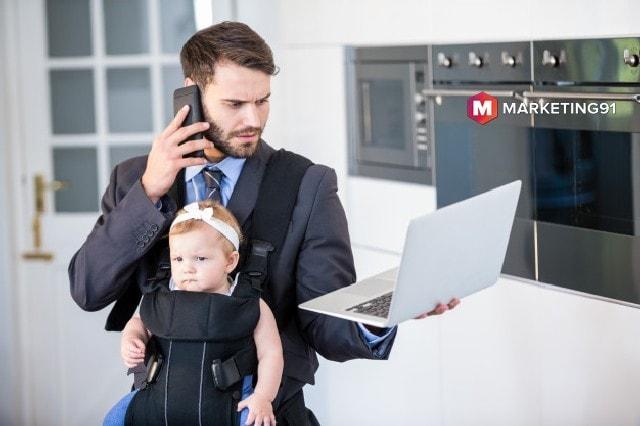 Multi-taskers - Characteristics Of Millennials
