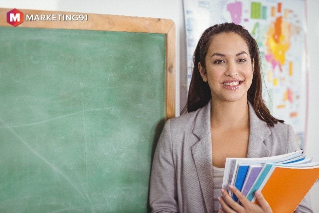 Negative reinforcement in the classroom