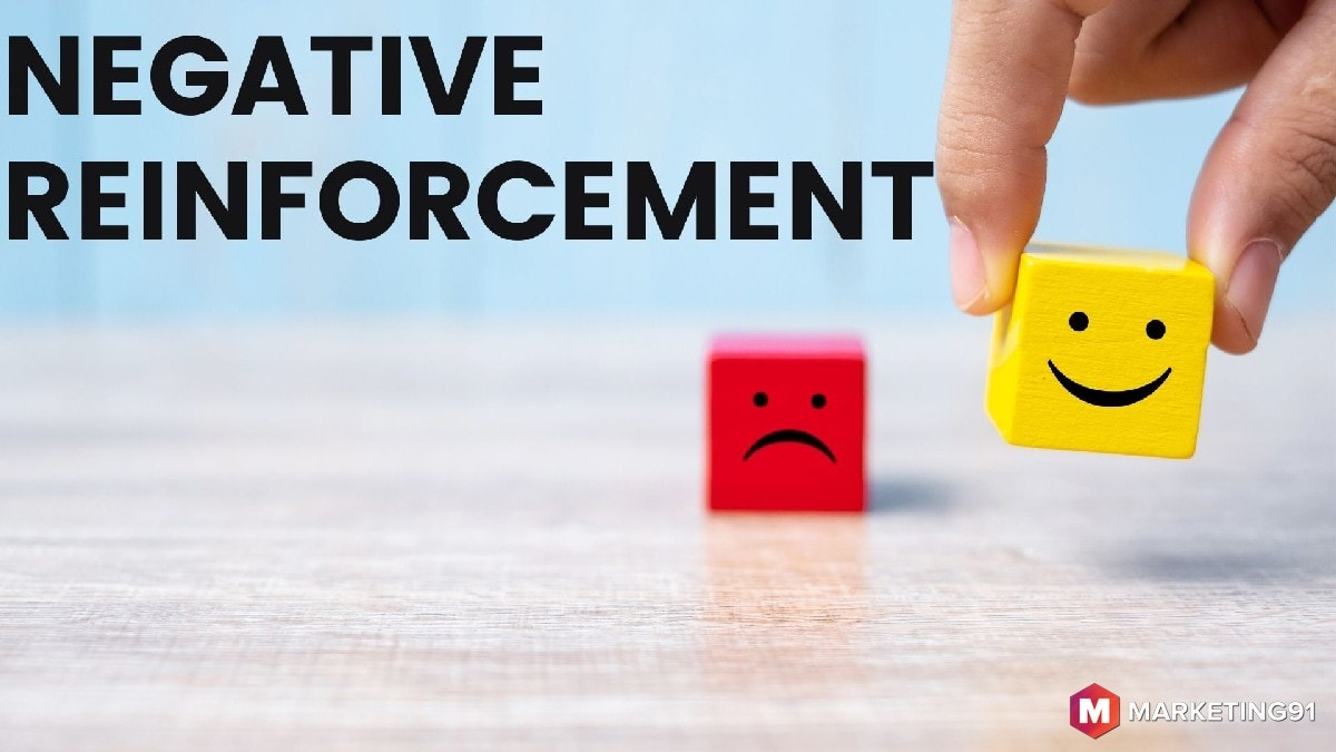 What is Negative Reinforcement