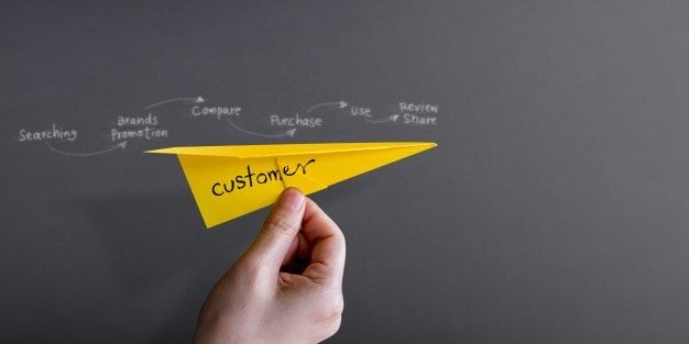 Achieving company goals via a customer-centric approach
