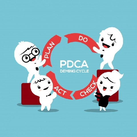 Act in PDCA Cycle