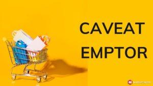 Exceptions of Caveat emptor