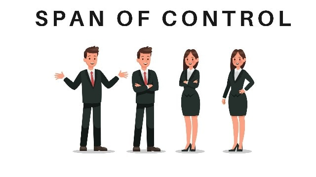 Meaning and explanation of Span of Control