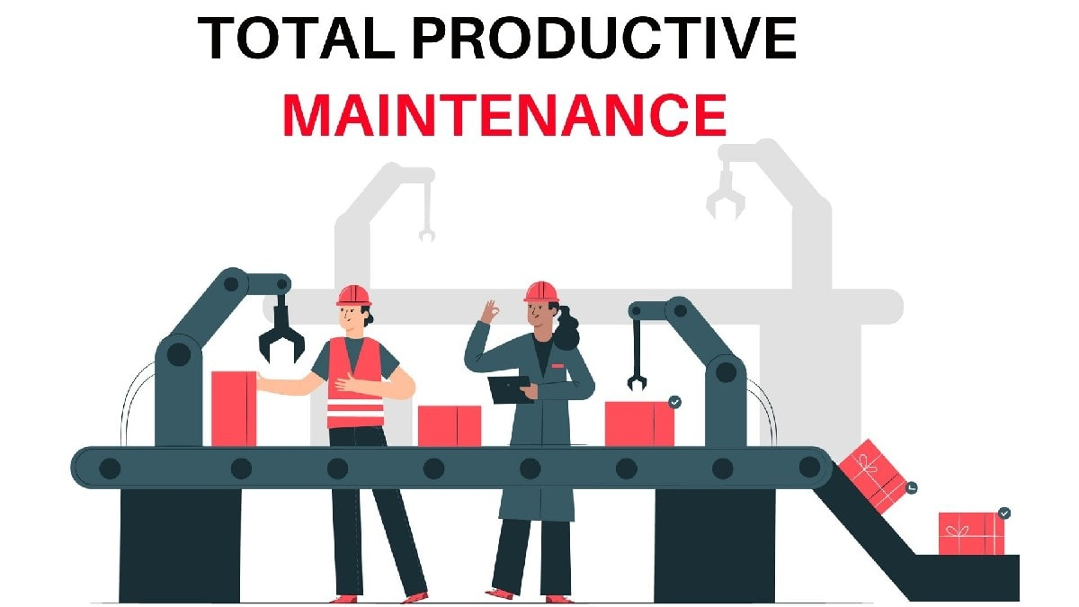 Meaning of total productive maintenance