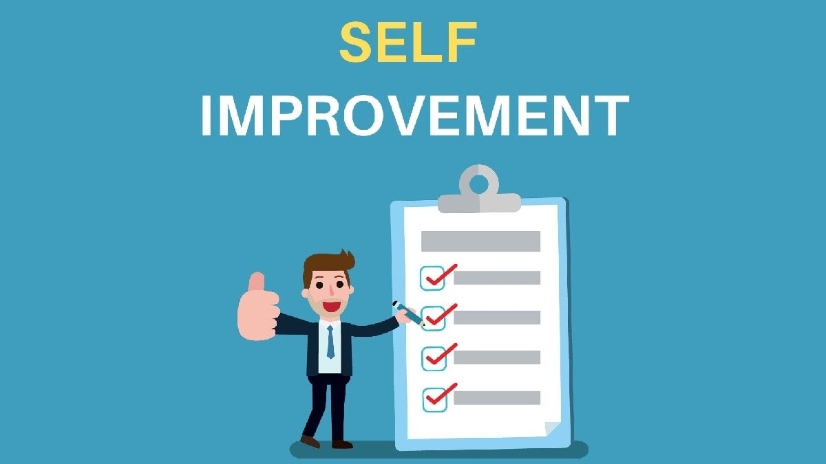 Steps for Self Improvement