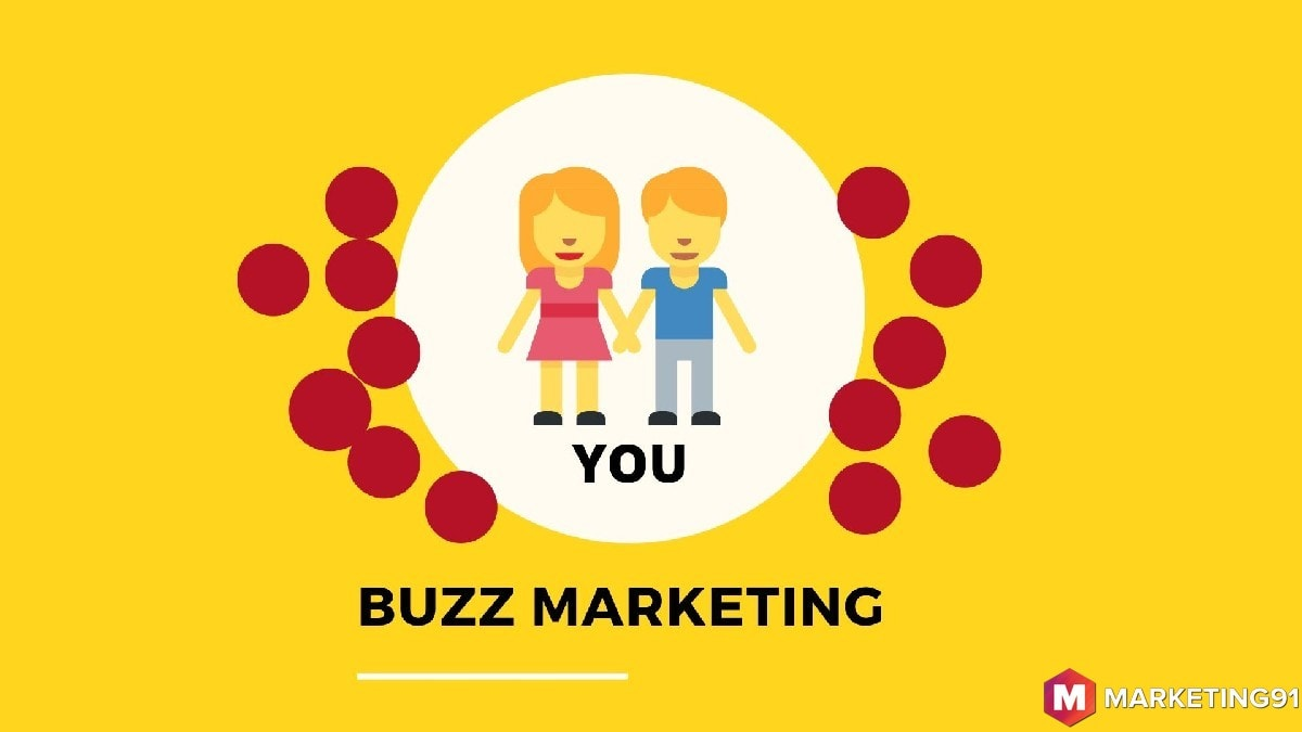 Types of Buzz Marketing