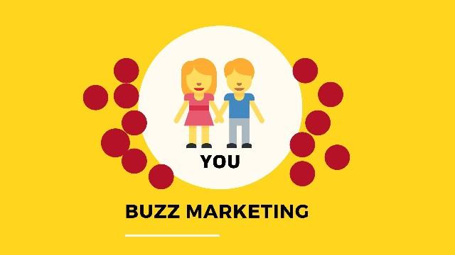 social media viral marketing buzz marketing