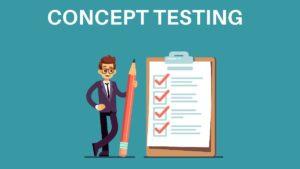 concept testing