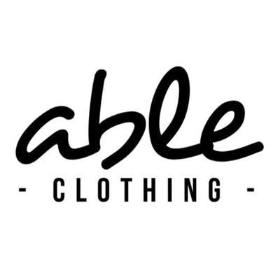 Able | Sustainable Clothing Brands